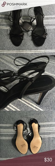 Zara Heels • SALE NWT! Never worn. Size 11.  SALE PRICE IS FIRM. BUNDLE FOR FURTHER DISCOUNT. Zara Shoes Heels