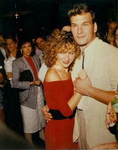 Patrick Swayze and Jennifer Garner Dancing Baby, Dirty Dancing, Patrick Wayne, Jennifer Grey, Dance Instructor, Movie Couples, Old Movies, American Actors, Grease