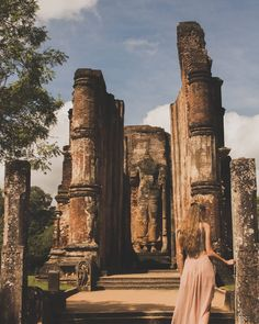 Experience the ancient lost city of Polonnaruwa, one of the TOP 10 things to do in Sri Lanka!! Check out the top 10 list, here!