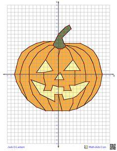 Coordinate Plane Graphing Halloween Worksheet: Graphing Worksheets just in time for Halloween Math Aids Com , Halloween Worksheets, Halloween Math, Halloween Ideas, Fun Math, Math Activities, Maths Resources, Graphing Worksheets, Integers Worksheet, Spelling Worksheets
