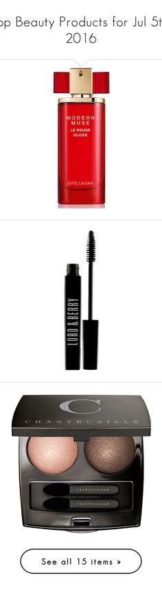 """""""Top Beauty Products for Jul 5th, 2016"""" by polyvore ❤ liked on Polyvore featuring beauty products, fragrance, no color, flower perfume, edp perfume, blossom perfume, flower fragrance, spray perfume, makeup and eye makeup"""