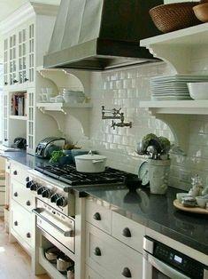 carol reed designs -Top 25 Must See Kitchens on Pinterest - laurel home
