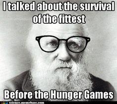 Hipster Darwin.