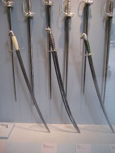 Three American Hanger Swords | Flickr - Photo Sharing!