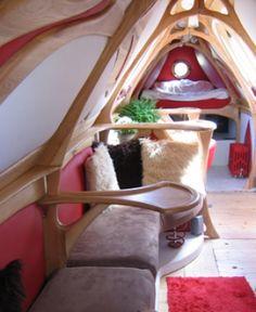 Simon Birtwistle - I'm a fan Small House Diy, Tiny House Design, Small Houses, Barge Interior, Interior And Exterior, Interior Ideas, Tiny Mobile House, Narrowboat Interiors, Mobile Living