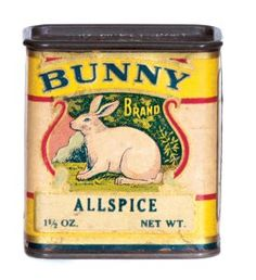 Bunny Spice Tin                                                                                                                                                                                 More