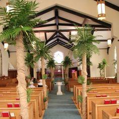 First Lutheran Church Bellefontaine Ohio Palm Sunday 2012
