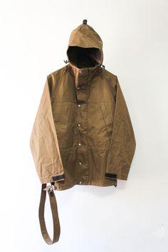 Junya Watanabe Ss04 Transforming Bag Jacket Size M $666 - Grailed