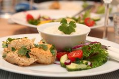 Kylling tandoori Tandoori Masala, Garam Masala, Meat Love, Frisk, Tandoori Chicken, Poultry, Ethnic Recipes, Food, Backyard Chickens