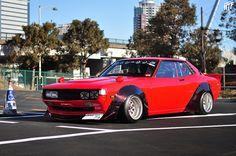 Mean RA2X #Toyota #Celica #JNC