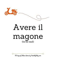 Day 3 of 100 Days of Italian Idioms by instantlyitaly.com