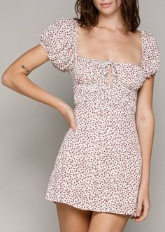Dresses For Teens, Casual Dresses, Short Sleeve Dresses, Dresses For Work, Dresses Dresses, What To Wear To A Wedding, Dresses To Wear To A Wedding, How To Wear, Pastel Outfit Spring