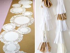 DIY or Don't! / Anastasia Marie Mikailenko | 15 Kraft Paper Wedding DIYs #wedding #DIY