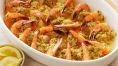 Baked Shrimp Scampi Recipe : Ina Garten : Food Network
