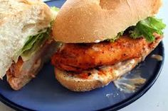 Is your thing? Try this Chicken Sandwich with our Spicy Buffalo spread! Main Course Dishes, Main Dishes, Pita Wrap, Buffalo Chicken Sandwiches, Wrap Sandwiches, Greek Recipes, Chicken Recipes, Favorite Recipes, Dinner
