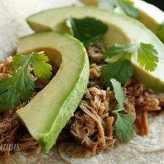 Slow cooked jerk pork with Caribbean salsa from Skinny Taste | Yummy ...