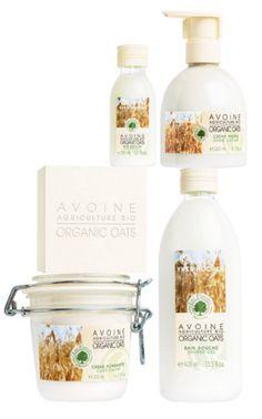 Yves Rocher's Oat Plaisirs Nature for a soft skin. Les Plaisirs Nature à l'Avoine pour une peau douce !