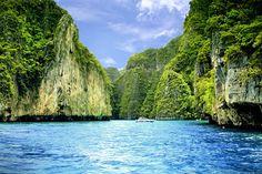 Travel Trip: Maya Bay Thailand - bucket list