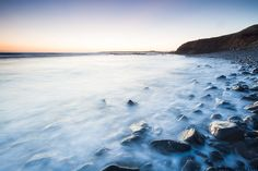 Surfers Point, Phillip Island, Australia.