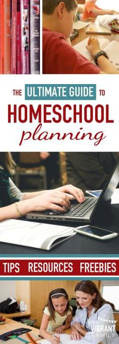Country Mouse City Spouse Monday Mish Mash #28 Feature: The Ultimate Guide to Homeschool Planning @ Your Vibrant Family