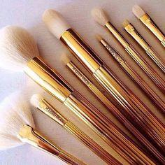 Teorias de Aline: Pinceis para maquiagem