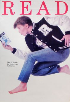 In honor of the late, geat Davie Bowie: David Bowie's 100 Favorite Books | Electric Literature