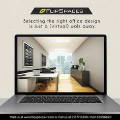 Presenting a breakthrough for all your office design woes - a Virtual Reality based Interior Design tool. Try it now at .flipspacesvr.com