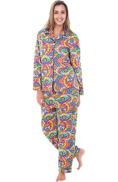 d786320a1f ... pajama set for women from Alexander Del Rossa is comfortable