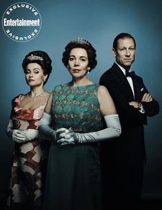 """Here is a NEW Entertainment Weekly Photoshoot of the Cast of Netflix's """"The Crown"""" Featuring Tobias Menzies More after the jump! Prince Phillip, Prince Charles, Tobias Menzies, The Crown Season 3, Films Netflix, Netflix Series, The Crown Series, Crown Netflix, Charles Dance"""