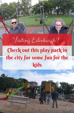 If you are taking the kids to Edinburgh you should visit this giant and awesome play park in Edinburgh   Edinburgh   Edinburgh with kids   family travel   travel with kids   Edinburgh for families