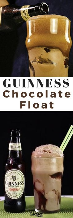 You Have to Experience the Decadent Beauty of the Guinness Chocolate Float! Booze buzz, meet sugar buzz.