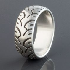Motorcycle Tire Ring 02 FAT - my kinda ring
