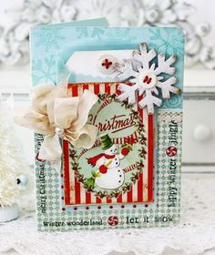 EEEKKK - I love these Retro Cards from LilyBean Paperie