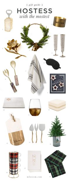 Gift Guide: Hostess