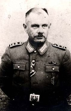 """Hermann Erich Bauer (March 26, 1900 — February 4, 1980), sometimes referred to as """"Gasmeister"""", was a SS-Oberscharführer (Staff Sergeant). He participated in Nazi Germany's Action T4 program and later in Operation Reinhard, serving as a gas chamber operator at Sobibor extermination camp. Erich Bauer was one of the persons who directly perpetrated the Holocaust."""