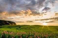 Photo by Tynski Photographic Cape Breton, Love Pictures, Nova Scotia, Beautiful Islands, Dune, Paradise, Canada, Clouds, Explore