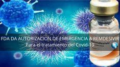 La FDA da autorización de emergencia a REMDESIVIR para el tratamiento del Covid-19 - EVILAF | Escuela Virtual Latinoamericana de Asesoría y Formación Soap, Allergies, School, News, Soaps