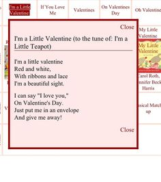 7d8936765a16ad0d6bd6d568204fe48bjpg 600678 pixels valentine crafts valentine ideasvalentines day songspreschool - Preschool Valentine Songs