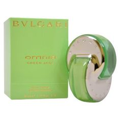 I'm learning all about BVLGARI Omnia Green Jade Eau de Toilette Spray at @Influenster!