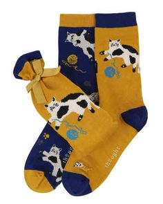 Shop here for high quality socks that look fab, feel wonderful and last ages! Silly Socks, Crazy Socks, Ankle Socks, Women's Socks, Novelty Socks, Gifts For Women, That Look, Kitty, Pairs