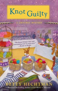 Betty Hechtman's latest Crochet Mystery is out, just in time for the holidays! These are so fun – mysteries with a yarny twist! Gift it to your favorite mystery lover, crocheter, and pick up a copy for your own holiday reading! Click here to buy it now on Amazon US for 26% off the hardcover, …