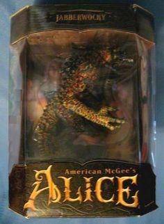 JABBERWOCKY AMERICAN MCGEE'S ALICE IN WONDERLAND FIGURE | eBay