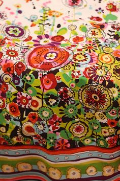 alexander henry.. If I had a little girl, I would want this to be her bedspread
