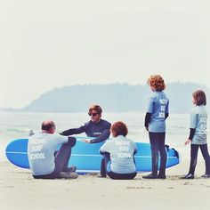 Come surf with us! // #surfing #tofino #learntosurf #surf #pacificsurfschooltofino