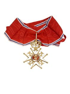 The Royal Norwegian Order of St. Olav is a Norwegian order of chivalry that was instituted by King Oscar I of Norway and Sweden on August 21...