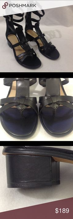 Brand new. Marc Fisher caged black sandals. New without box. Size 7.5M. Marc Fisher Shoes Sandals