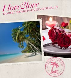 Check out my #Love2Love dream date design and create your own for the chance to win a trip for two to #Hawaii!