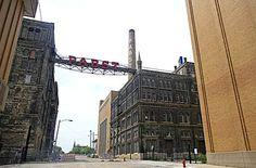 Pabst Brewery, Milwaukee, Wisconsin. #Revolution