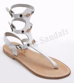 Δώστε ένα μοναδικό στυλ στην εμφάνισή σας, επιλέγοντας παπούτσια που αναδεικνύουν την ομορφία του ποδίου σας! #handmade #ancient_greek #leather #sandals #leather_sole #Hellenic_Sandals #H_S Για περαιτέρω πληροφορίες: http://goo.gl/y8Cx2j