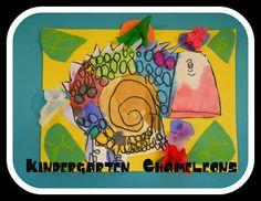 The Elementary Art Room!